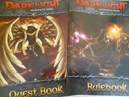Darklight: manuali