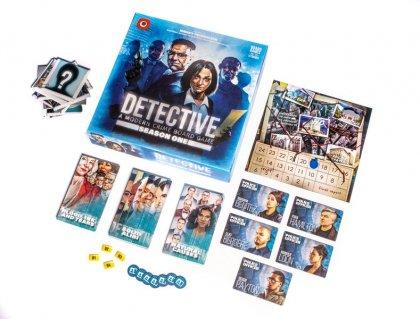 Detective Season One - Panoramica