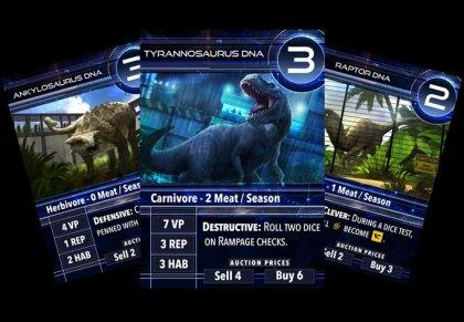 DinoGenics carte