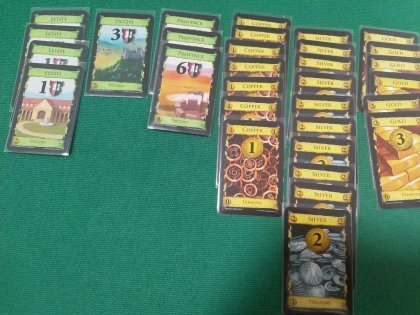 Dominion: una Big Money a fine partita