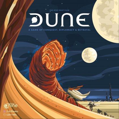 Dune: copertina