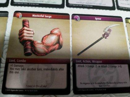 Dungeon Brawler: oggetti