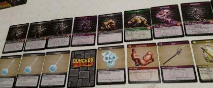 Dungeon Brawler: partita
