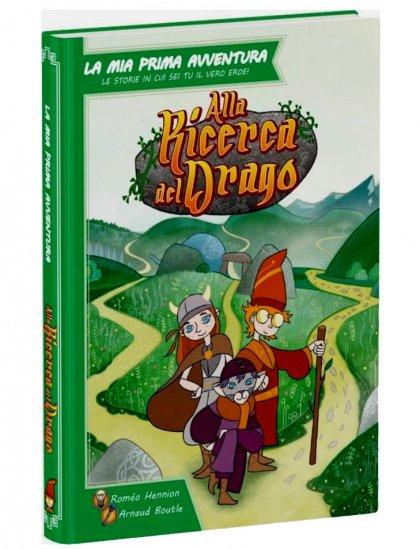 Alla ricerca del drago