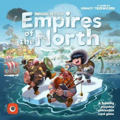 Empires of the North: copertina