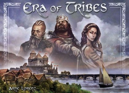 Era of Tribes: copertina