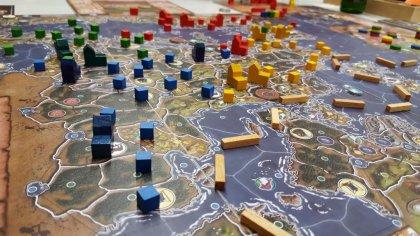 Era of Tribes: partita in corso