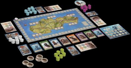 Ethnos: materiali e setup