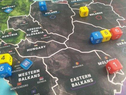 Europe Divided: partita