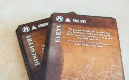 Fireteam Zero carte evento