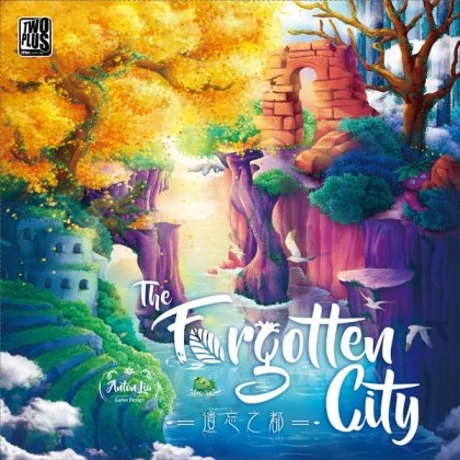 The Forgotten City copertina