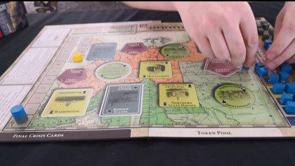 Fort Sumter: partita