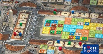 Forum Trajanum - tabellone