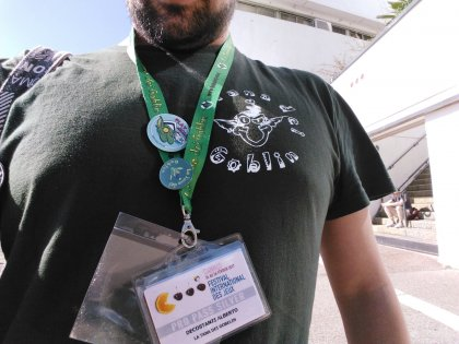 I Goblin al Festival International des Jeux di Cannes