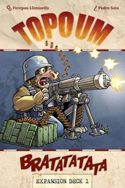 Topoum - Mazzo espansione