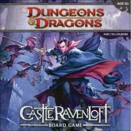 Dungeons dragons castle ravenloft board game gioco da tavolo gdt tana dei goblin - Dungeon gioco da tavolo ...