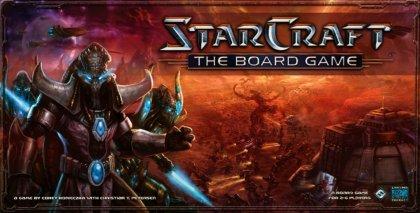 Copertina del gioco da tavolo StarCraft