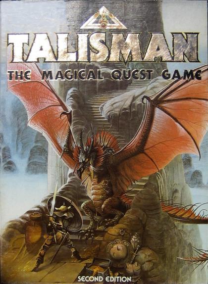 Talisman gioco da tavolo gdt tana dei goblin - Talisman gioco da tavolo ...