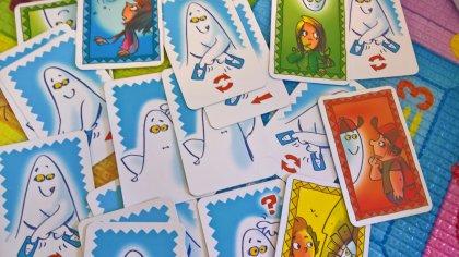 Geistertreppe gioco di carte: carte