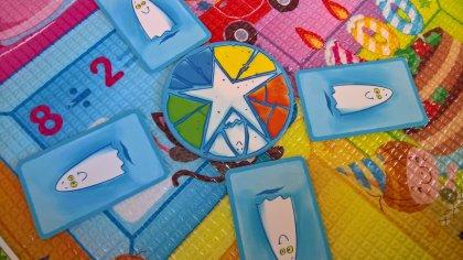 Geistertreppe gioco di carte: la ruota