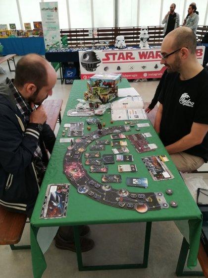 GiocaPerugia 2019 Star Wars: Orlo Esterno