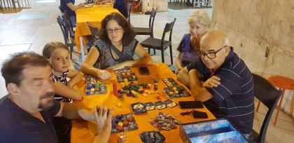 3 generazioni al tavolo