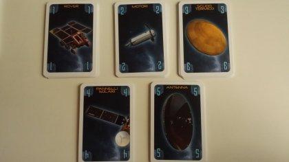 Carte dei componenti di S.P.A.C.E