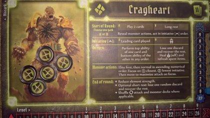 Gloomhaven: cragheart