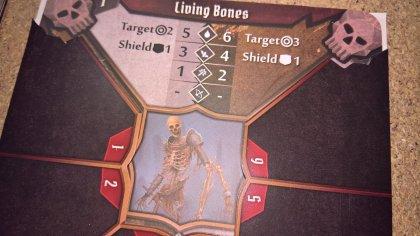 gloomhaven: scheletri