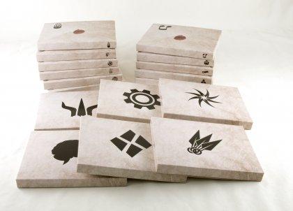 Gloomhaven scatole: dei personaggi