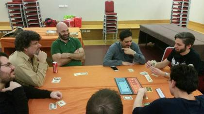 Gobcon 2017: Secret Hitler