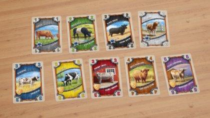 Great Western Trail Carte Bestiame