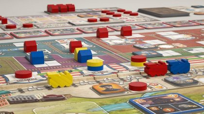 great western trail: rail to the north gioco