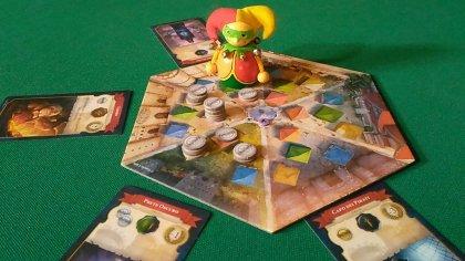Guilds: la piazza