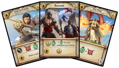 Hero Realms: carte gialle, gli imperiali