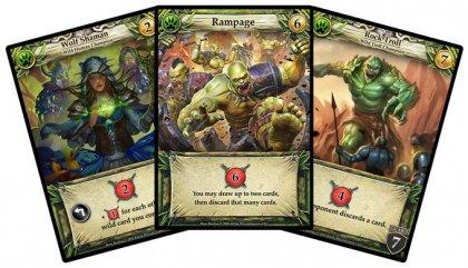 Hero Realms: carte verdi (selvaggi)
