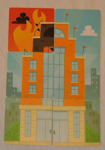 Hero Town - Grattacielo