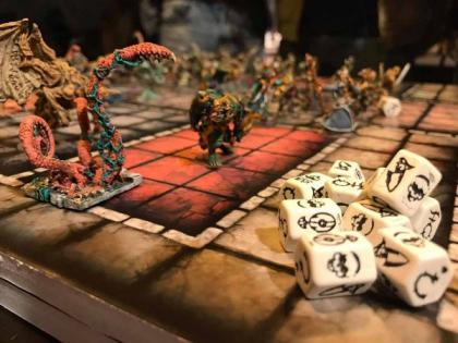 heroquest 25 a Madrid