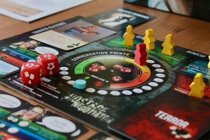 Hostage Negotiator: Crime Wave, plancia