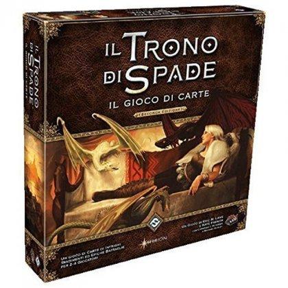 Il trono di spade seconda edizione