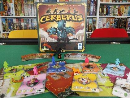Cerberus componenti