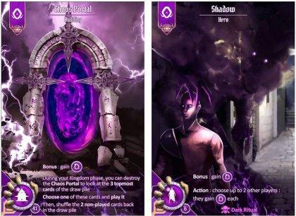 Immortal 8 carte caos