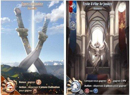 Immortal 8 carte giustizia