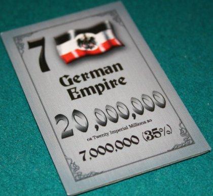 Imperial: bond tedesco