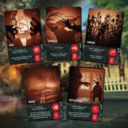 InBetween: carte azione della Creatura