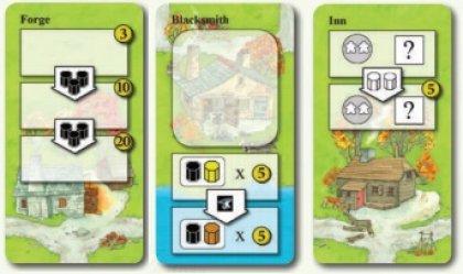 Key Flow esempio carte autunno