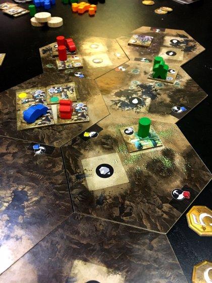 Living Planet: partita