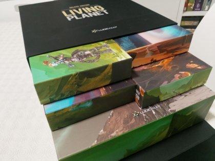 Living Planet: scatola nera