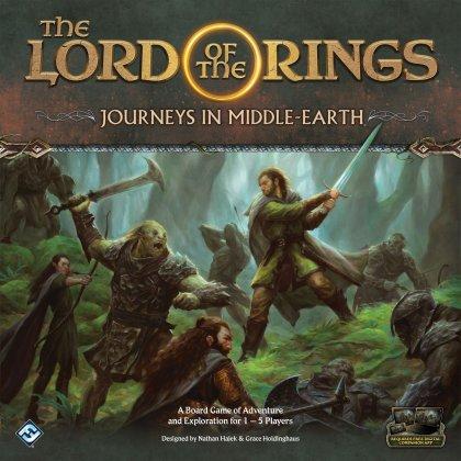 The Lord of the Rings: viaggi nella Terra di Mezzo
