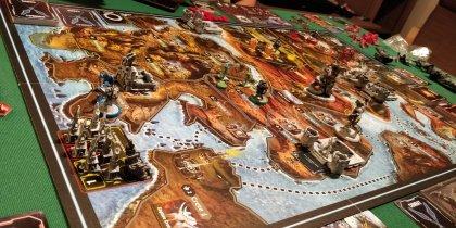 Lords of Hellas visione d'insieme
